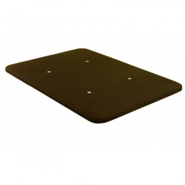 Base tapizada 135 x 190 Chocolate Top